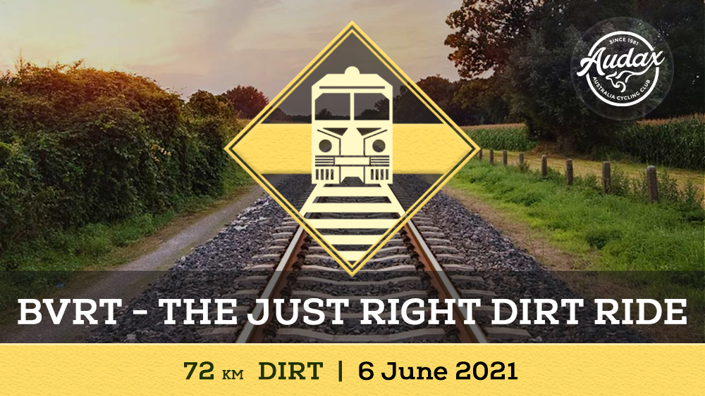 BVRT The Just Right Dirt Ride