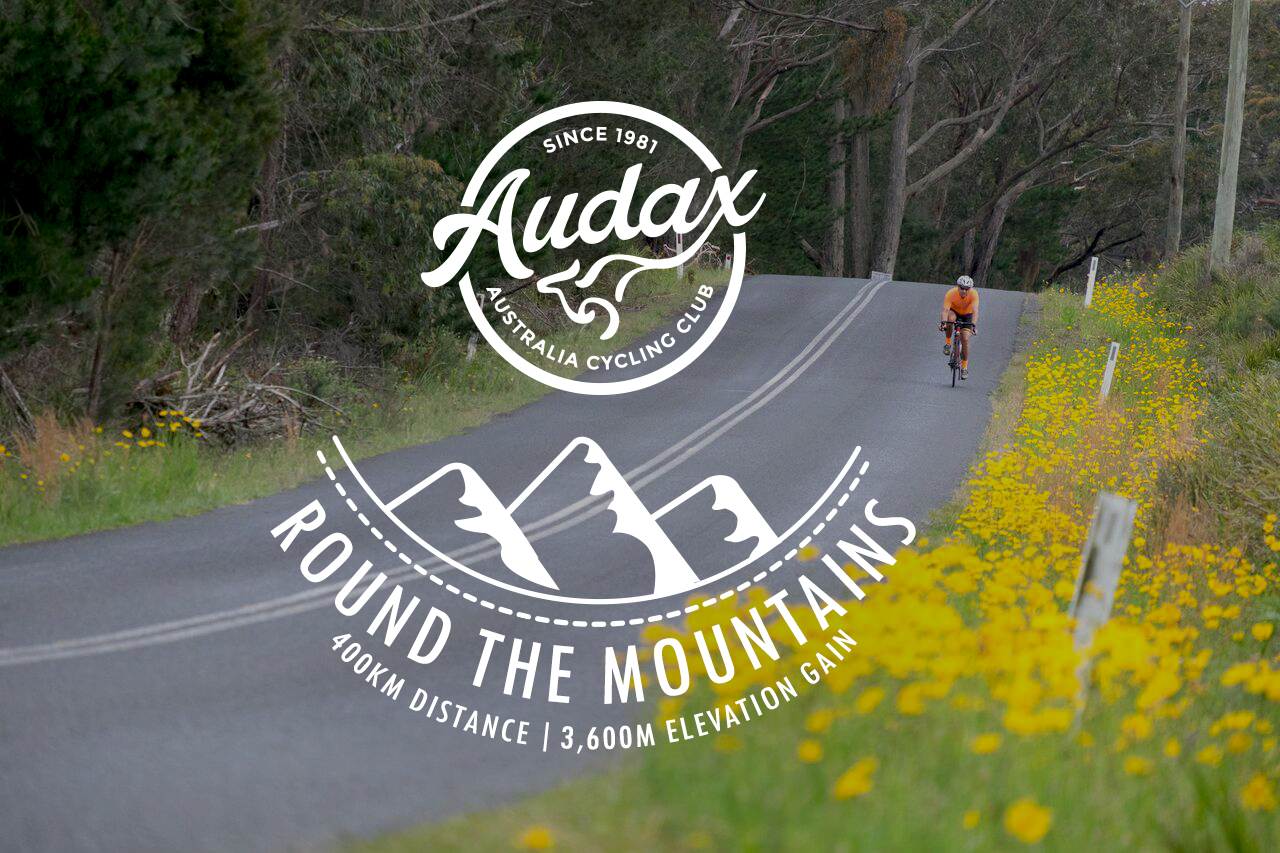 Round The Mountains 400km