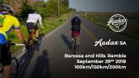 Barossa and Hills Ramble (2018)