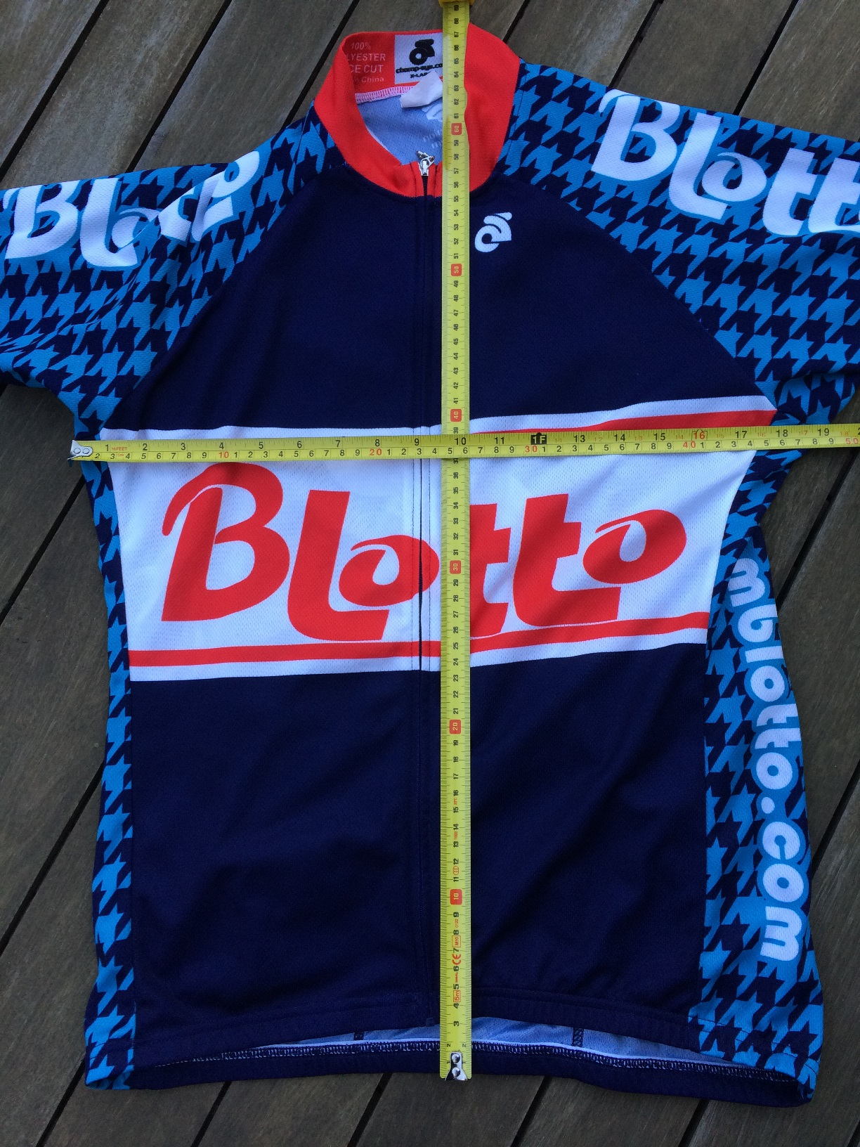 CS Jersey Race Cut XL