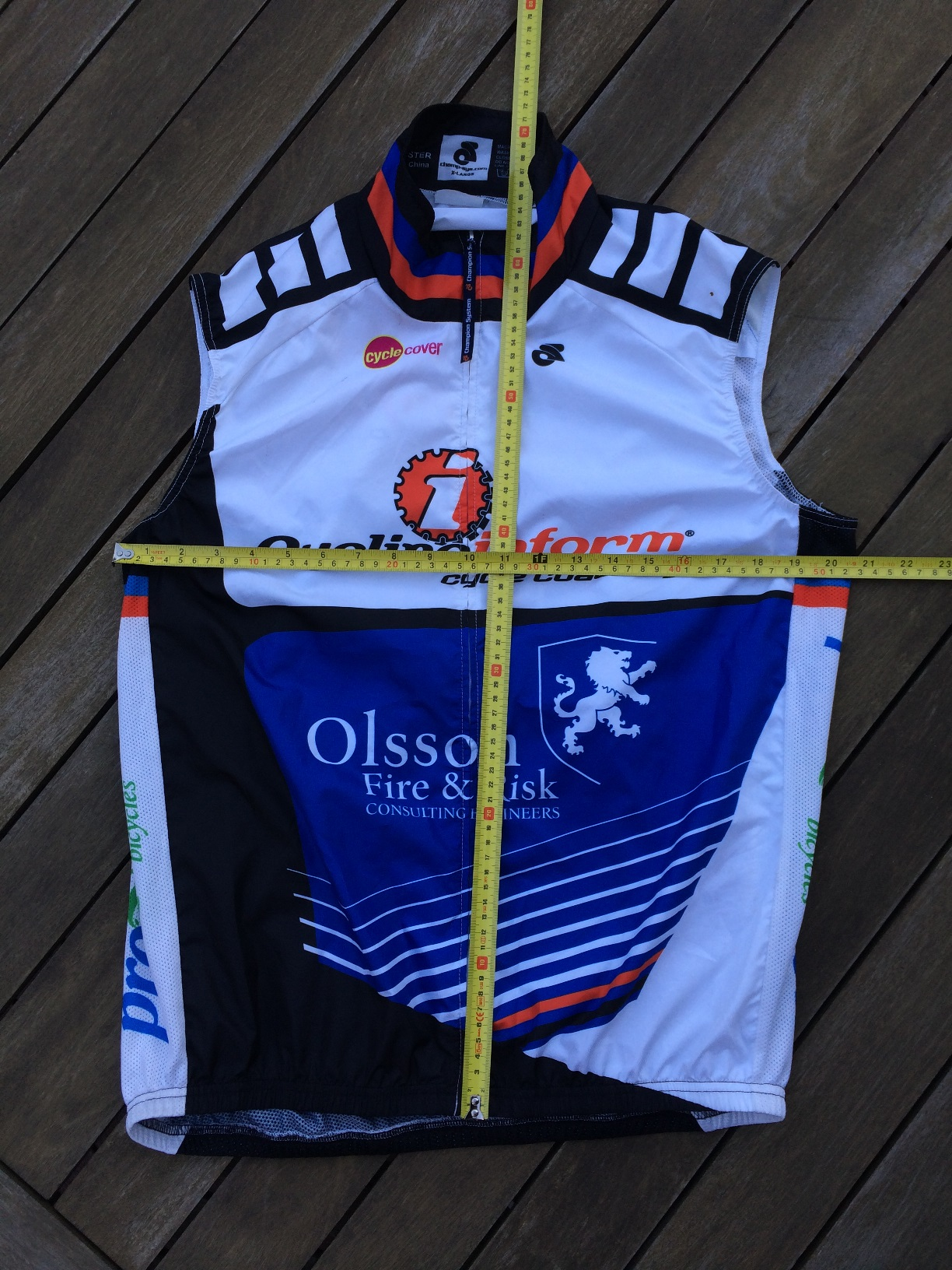 CS Wind Vest XL